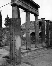 Pompeii may have been ravaged by a volcano, but it's been rediscovered since.