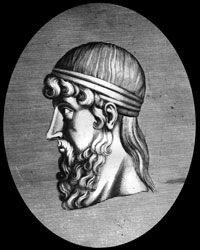 Plato claimed that Atlantis was a real, bustling place. See more pictures of Greek philosophers.