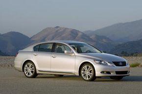 One of Lexus' three luxury hybrids, the GS 450h, was one of the first luxury hybrids on the market.