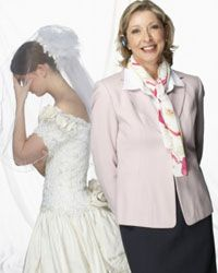 If Mom is meddling in your wedding plans, no matter how you deal with it, being respectful to her is a must.