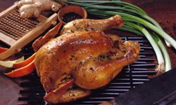 Looks can be deceiving; you can have this bird prepped and in the oven in less than 5 minutes. See more easy weeknight meals pictures.