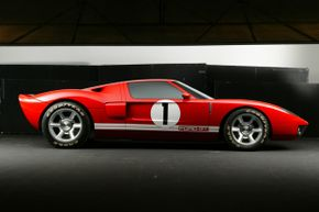 The Ford GT is already considered a valuable classic — and it isn't 25 years old.