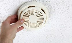 The next time you cook at a high temperature, you can thank NASA for helping fine-tune smoke detectors to prevent annoying false alarms.