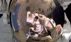 Astronaut Image Gallery NASA and Nikon teamed up in the 1960s to develop cameras with some of the automatic features we enjoy today. See more astronaut pictures.