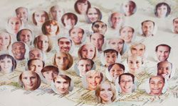 Niche social networks target selected segments of the population.
