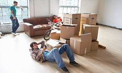 Stuck in a cramped space? There are ways to open the place up.