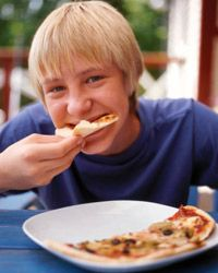 Who doesn't love pizza? Your kids will love it even more if they help make it.