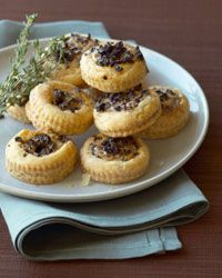 We can't get enough stuffed pastry puffs!
