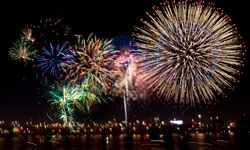 Where can you see the best fireworks displays?