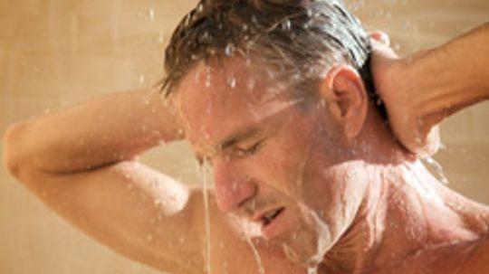 5 Showering Tips for Men