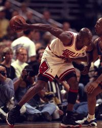 Thanks to his status as one of the greatest basketball players of all time, Michael Jordan is also one of the most photographed athletes in history.