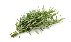 Rosemary has a woody, earthy flavor.
