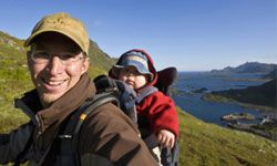 Norway is one of the parent-friendliest spots in the world.