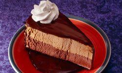 Grownup mud pie tastes much better than real mud pie!