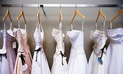 The princess silhouette can be interpreted in dozens of ways by wedding gown designers.