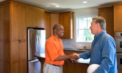Your home will be your contractor's workplace, so it's important to get to know him -- and his routine.