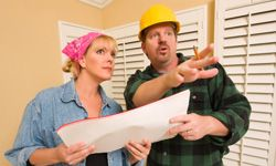 Be sure to check in with your contractor at regular intervals to monitor the project's progress.