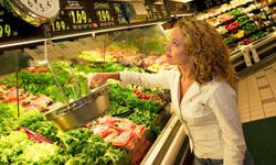 Shoppers will find that organic and prepackaged produce are marked up more than regular fruits and vegetables.