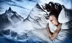 We all experience dreams while we sleep. See more sleep pictures.