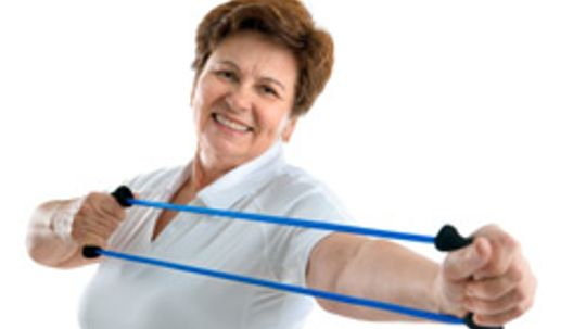 5 Resistance Band Exercises for Seniors