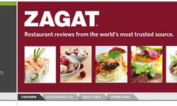 The same restaurant information found in the famously thorough Zagat guides is now available in a handy app for your smartphone.