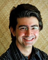Pierre Omidyar made a fortune by starting eBay and now spends much of his time working on philanthropy projects.