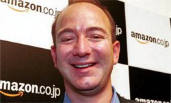 Jeff Bezos started Amazon.com from his garage.
