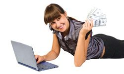 The recipient of your funds is sure to appreciate the multiple delivery methods available with online money transfers.