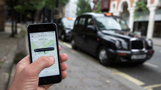 5 Ways Uber Is Really Different From a Regular Taxi