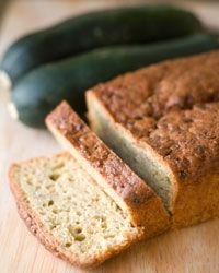 Zucchini bread is a tried-and-true way to get extra veggies into your diet.