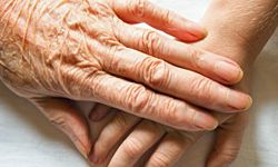 Older skin is sometimes extremely fragile and more susceptible to tears and cuts.