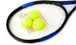 Now that tennis season is here, you'll need your racket in tip-top shape.