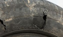 A bulge or a blister on your tire could lead to a blow out.