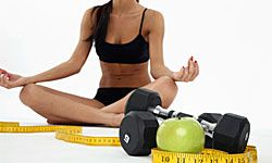 A combination of diet and exercise is the safest, most effective route to weight loss.