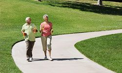 Our muscles and skeletal system can reap significant rewards through weight-bearing exercise. See more healthy aging pictures.