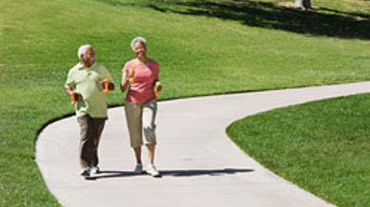 5 Reasons for Baby Boomers to Get Weight-bearing Exercise
