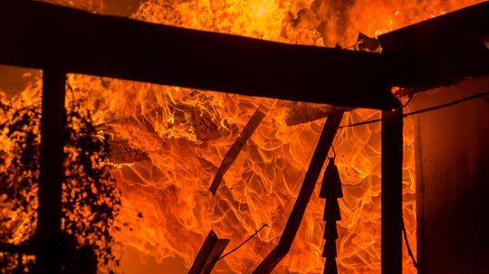 Top 5 Ways That Wildfires Start