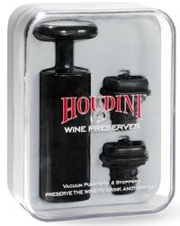 A wine preservation kit can help make your last sip as good as your first.