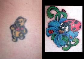 Make sure your tattoo has meaning. See pictures from LA Ink.