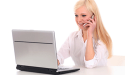 You can use the phone and/or the Internet to find out more about your salon of choice.