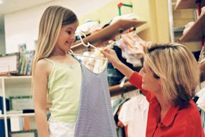 You don't have to spend a fortune for your kids to look good on the first day of school.