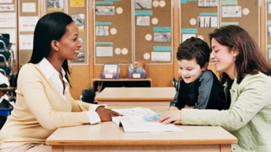 5 Things You Should Know: How to Talk to Your Child's Teacher