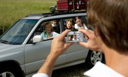 If you have a large family or a lot of luggage, an SUV might be the right choice.