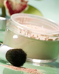 A light dusting of powder is necessary to set your makeup and finish your face.