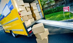 Professional movers will cost you more money, but will save you time and energy.