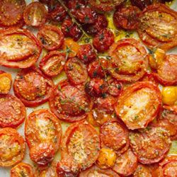 Roasted tomatoes offer a unique flavor all their own.