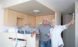 So you're too young, fit and fantastic for assisted living or a nursing home? A senior apartment is an option.