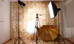 We've compiled a list of five ways you can use proper lighting to take better pictures. See more pictures of cool camera stuff.