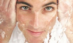 Wet your skin before applying moisturizer to seal in as much moisture as you can.