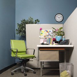 Whether you like your space spartan or sparkly, giving it a personal touch will make your work environment more enjoyable.